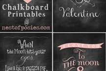 inspiration chalkboard