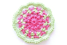 Crochet - flowers, granny etc.