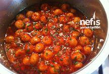 Turk yemekleri