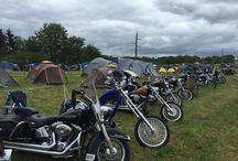 Motorcykel oplevelser mm / Events