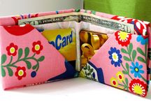 Origami paper wallet