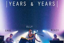 Years&Years♡