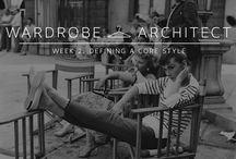 Wardrobe Architect: Core Style