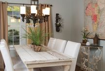 Dining Rooms / by Stephanie Pruitt