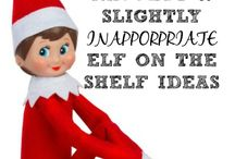Tommy - Elf on the Shelf / Ideas for Tommy