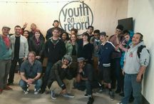 Chali 2na / Chali 2na visits Emcee School at Youth on Record on February 19th