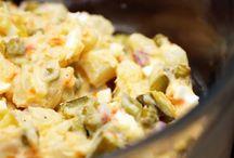 Vegan & vegetariane - SALATI - ricette primi, secondi, varie / Ricette vegetariane, vegane o da modificare per renderle cruelty free!