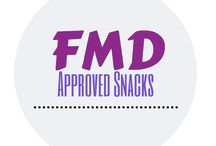 The Fast Metabolism Diet Approved Snacks / Here are the list of Haylie Pomroy's approved snacks in the Fast Metabolism Diet