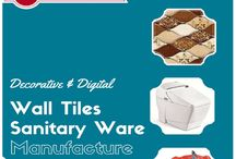 Wall Tiles Manufacturer / Paradise sanitary ware manufacture and exporter of wall tiles, floor tiles and Sanitary ware in india and export more than 62 countries world wide.
