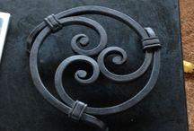 Bended steel