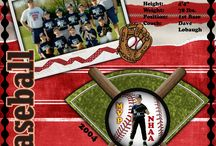 Scrapbooking Page Layouts- Sports / by Kelley Wullaert