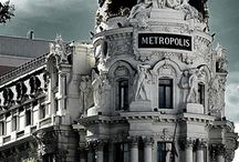 ♥ Madrid Love ♥ / Some of my fav pictures of the city where I call home...or 'casa'.  / by La Guiri Habla