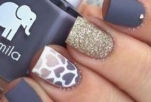 nails / nails, pedicure, manicure