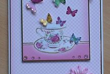 Time for tea cards