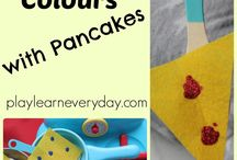 Pancake Day fun for Kids / Ways to make Pancake Tuesday even more fun for young children! / by Play & Learn Every Day