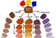 KUNS - Colour mixing
