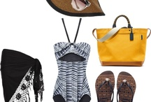 What to Wear to the Beach / Look Fabulous After 40 at the beach! / by Fabulous After 40 - Deborah Boland