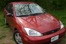 Used 2002 Ford Focus For Sale | Durham