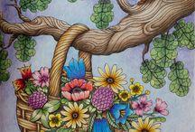 blomster mandala