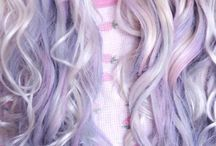 pastel Hair ideas