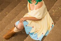 Cosplays by me (hitomi) / una muestra de mi trabajo como cosmaker y cosplayer. agradesco a los fotografos que me han fotogafiado n__n