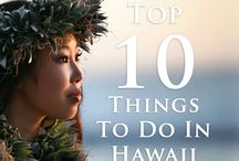 Things To Do On Oahu / Even though Waikiki is packed with entertainment, we wanted to include some of our favorite things to do while on Oahu.
