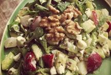 homemade Salat