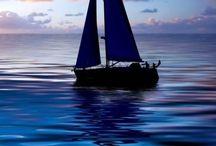 ЖИВОПИСЬ - морские пейзажи.