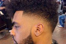 my afro hair style  ideas