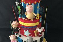 Sing cake