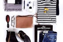 - styling inspiration for clothes -