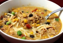 Soups/Stew/Chili / by Michele Graves