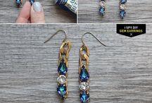 Let's make earrings