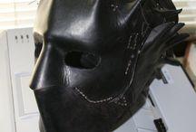 Geist Helmet / Inspiration for the helmet of my Crucible Hound, Geist.