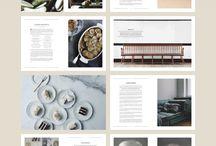 layout emagazine