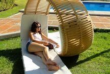 ogrod wypoczynek