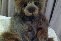 Charlie bears / Steiff bears