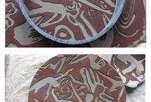 Nerikomi cerámica