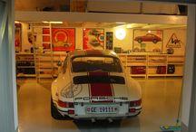 Porsche Garages