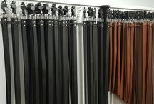 Store Items for Sale / Finished leather goods we have available for sale in our retail store.