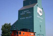 Majestueuze massa's - Silos and Grain elevators / Mijn obsessie in architectuur.