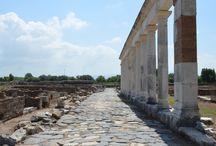 I Romani nel Lazio / Le tracce della civiltà romana nel Lazio