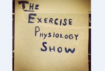 THE Exercise Physiology Show / This is a show that I do for those who have questions about Health and Wellness...  There is so much SHIT out there...  SO, with my education, experience and life lessons of being a fat kid, I figured why NOT make a show where people can ask me what YOU want to know!