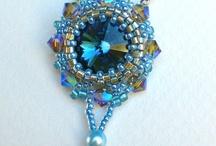 beaded necklaces i like / beadwork i like