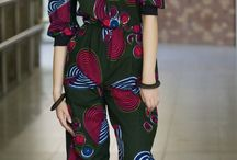 African Fabric Outfits