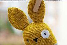 Jouets crochet