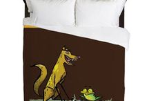 Bedding / Sparkhead Kids bedding designs for children of all ages. Visit our site for all duvet covers at sparkheadnewmedia.com.