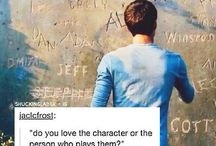 Teen wolf / My fandoms board was getting a bit full... So I decided this was needed.