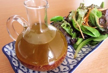 Homemade Dressings / by Tammy Malone-Owens
