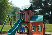 Playgrounds / by Cathy Banes